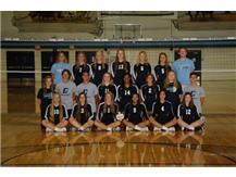 2017-2018 Varsity Volleyball