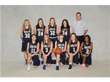 SOPHOMORE GIRLS BASKETBALL 2018-19