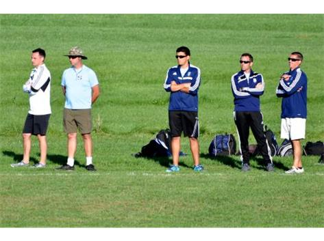 DGS Boys Soccer Coaching Staff