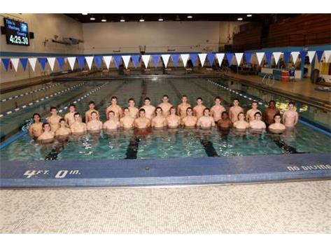 BOYS SWIM AND DIVE 2014-15