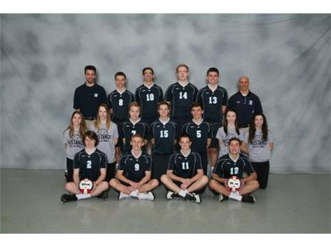 JV BOYS VOLLEYBALL 2015