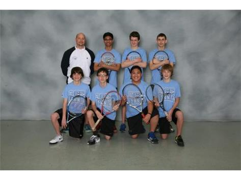 FR/SOPH BOYS TENNIS 2015