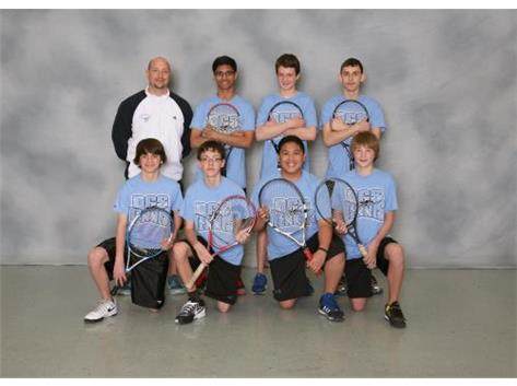 JV Boys Tennis 2015