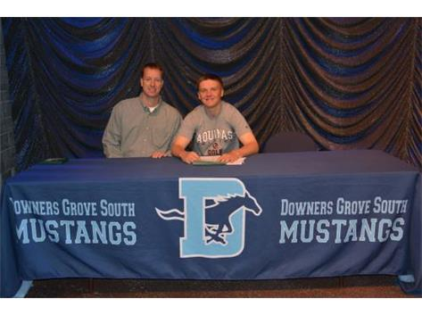 2015 All Signing Day ~ Coach Tiesman & Jon Krupa