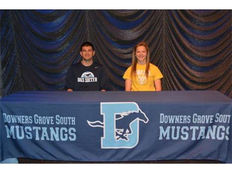 2015 All Signing Day ~ Coach Hernandez & Avaliese Porlier