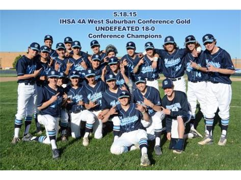 2015 Conference Champs - Went 18-0 Undefeated in Conference