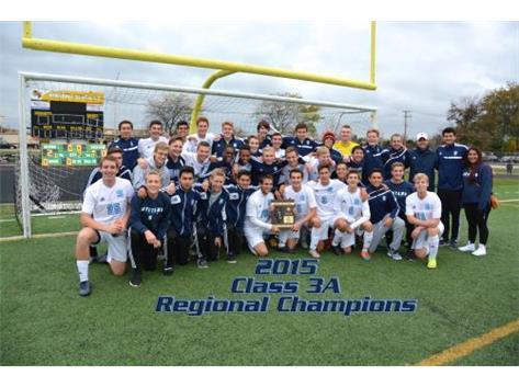 2015 Class 3A Regional Champions