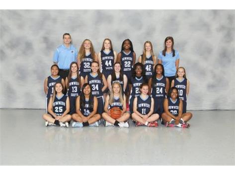 FRESHMAN GIRLS BASKETBALL 2015-16
