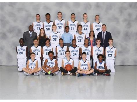 FRESHMAN BOYS BASKETBALL 2015-16