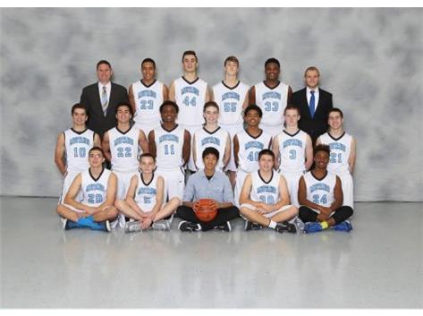 SOPHOMORE BOYS BASKETBALL 2015-16