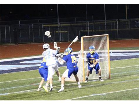 Spencer Ukrin Co-Offensive Player of the 2016 Season Honorable Mention 2016 IHSLA All Conference Team