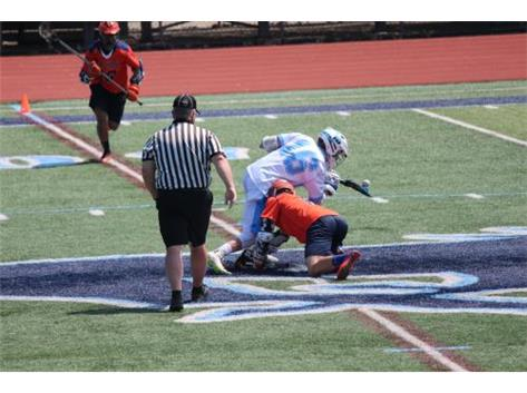 A great face-off win by Jacob Lackner!