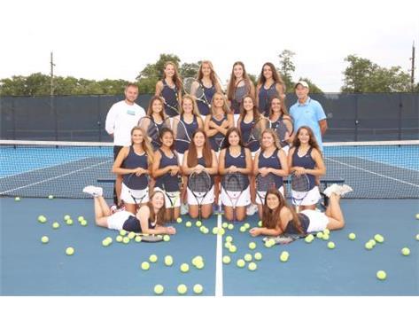 2016 VARSITY GIRLS TENNIS