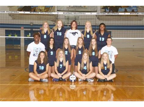 2016 SOPHOMORE GIRLS VOLLEYBALL
