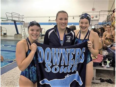DGS Invite - Emma S., Beth and Anna