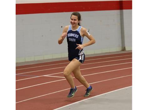 Conference Champion 3200m run
