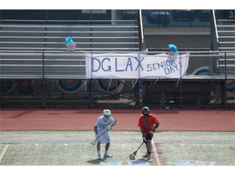 DG LAX Senior Day