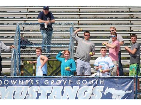 Lacrosse Toss Participants