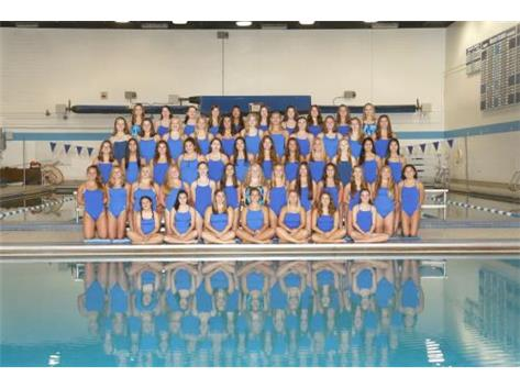 GIRLS SWIM AND DIVE 2017-18