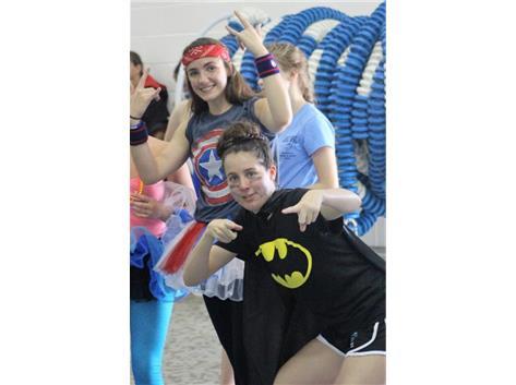 Allie and Kaitlyn