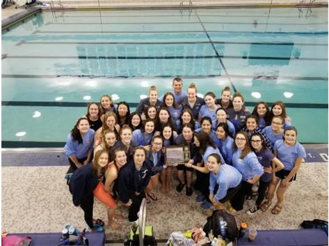SWIM AND DIVE WIN WSC GOLD AGAIN IN 2017!