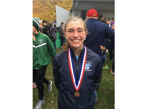 ALL STATE! 19TH PLACE AT STATE
