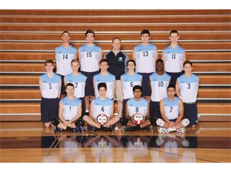 BOYS VOLLEYBALL JV