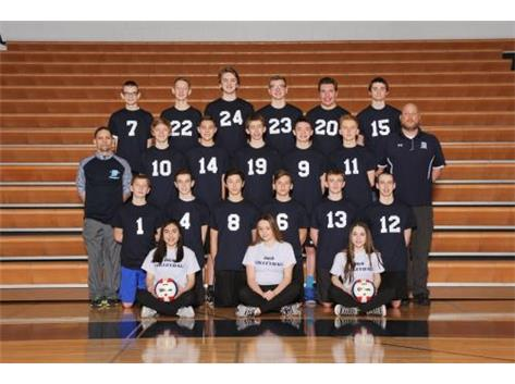 BOYS FRESHMAN VOLLEYBALL