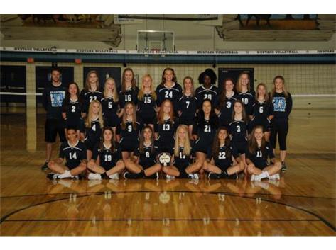 FRESHMAN GIRLS VOLLEYBALL 2018