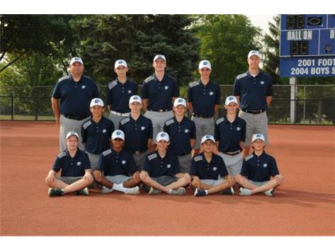 SOPHOMORE BOYS GOLF 2018
