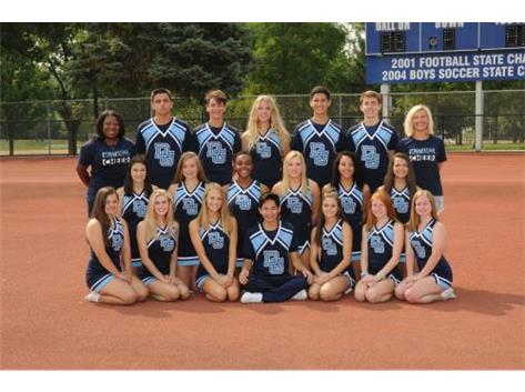 Downers Grove South Hs Cheerleading Activities