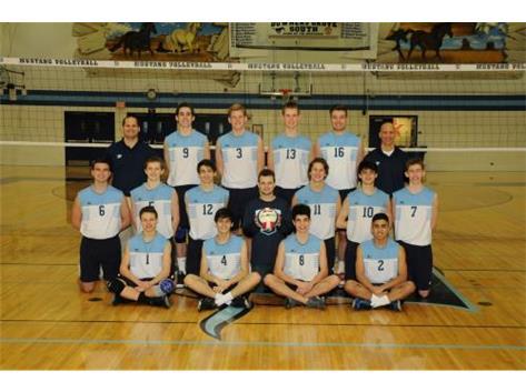 Varsity Boys Volleyball 2019