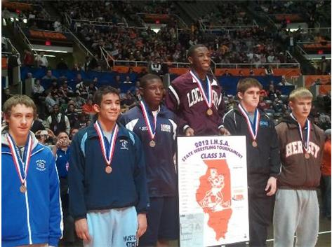 4TH AT STATE 2012