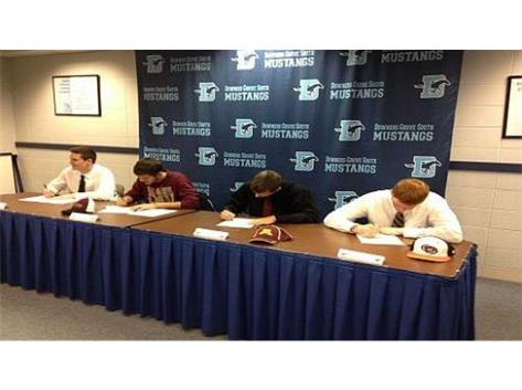 SIGNING DAY 11/14/12