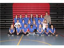 2015-2016 JV Bowling Team