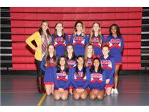 2015-2016 JV Competitive Cheer Team
