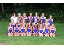 2016-2017 Varsity Cheerleaders