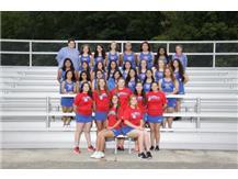 2016-2017 Girls Tennis Team