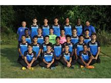 2016-2017 Varsity Soccer Team