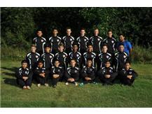 2016-2017 JV Soccer Team