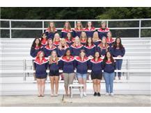 2016-2017 Girls Swim Team