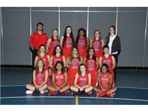 2016-2017 JV Girls Basketball Team