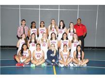 2016-2017 F/S Girls Basketball Team