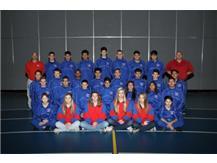 2016-2017 Freshmen Wrestling Team