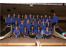 2016-2017 JV Bowling Team