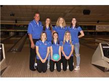 2016-2017 Varsity Bowling Team