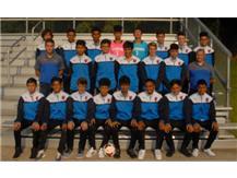 2017 JV Soccer Team