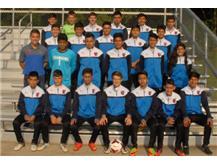2017 JV2 Soccer Team