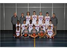 2017-2018 Varsity Boys Basketball Team