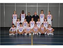 2017-2018 Sophomore Boys Basketball Team